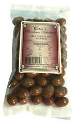 Choc Almonds Packet