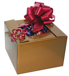Gift Box Gold Large