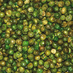GREEN PEAS SALTED - 500g