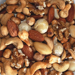 MIXED NUTS PREMIUM UNSALTED (No Peanuts) - 500g