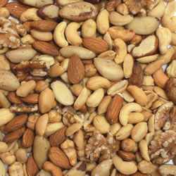 MIXED NUTS SALTED - 500g